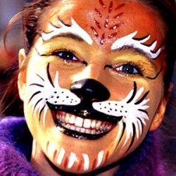 trucco-carnevale-tigre